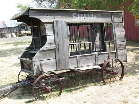 Shaniko Stage, Stage, History, Oregon, Stage Coach
