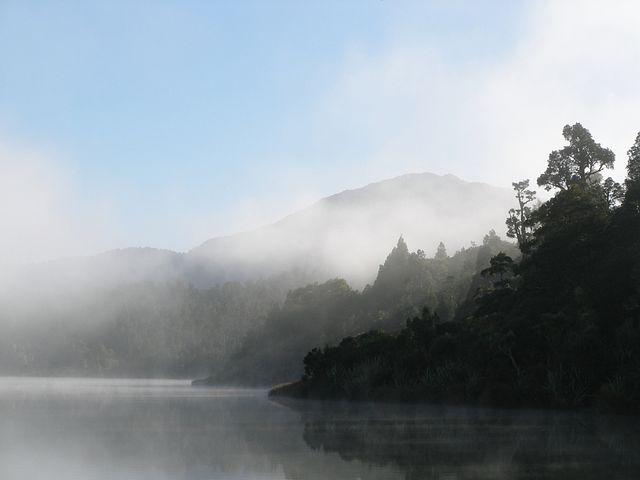 Mountains, Fog, Nature, Landscape, Mist, Travel, Hill
