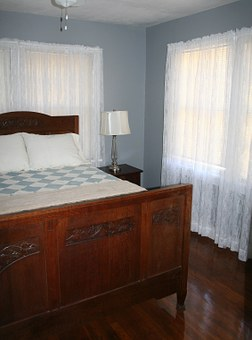 Bedroom, Bed, Home, Interior, Sleep, Bedding, Room