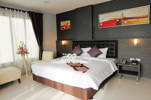 Bed, Bedroom, Single Bed