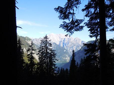 Watzmann, Berchtesgaden National Park, Great Watzmann