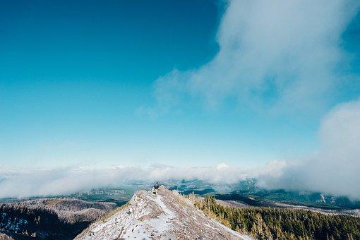 Mountain, Peak, Nature, Landscape, Travel, Rock, High