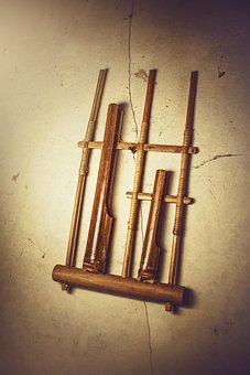 Musical Instrument, Still Life, Angklung, Musical, Tone