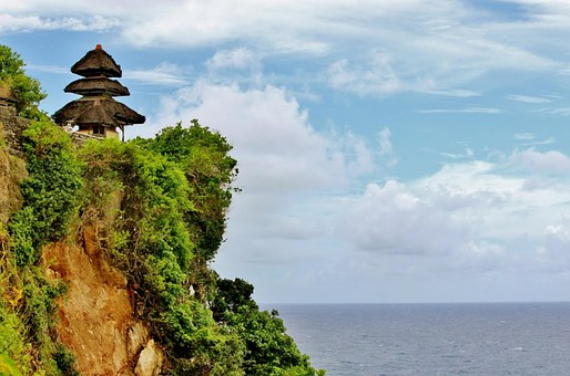 Bali, Indonesia, Beach, Indonesian, Ocean, Asian