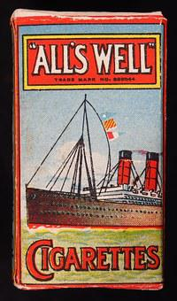 Alls Well, Cigarettes, Pack, Old, Packaging, Product