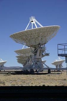 Technology, Radio Telescope, Dish, Antenna, Astronomy
