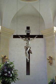 Jesus Christ, Cross, Religion, Faith, Christianity