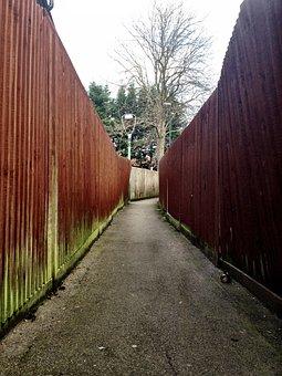 Path, Tunnel, Light, Corridor, Entrance, Passage, Wall