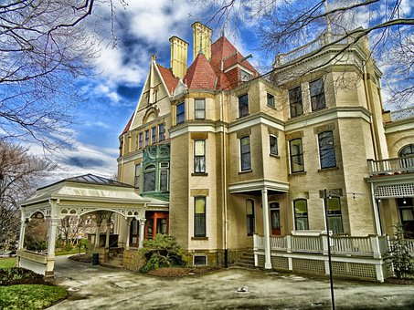 Pittsburgh, Pennsylvania, House, Home, Historic
