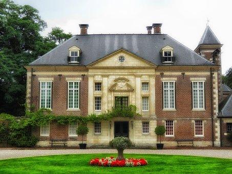 Diepenheim, Netherlands, Mansion, House, Palace
