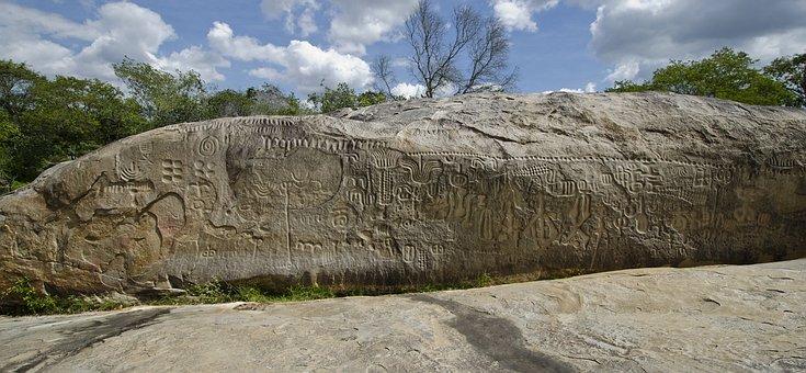 Itacoatiara, Stone, Archaeology, Ingá Stone