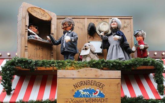 Dolls, Christmas, Kids Christmas, Christmas Buden