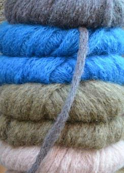Wool, Knit, Hand Labor, Cat's Cradle, Soft, Knitwear