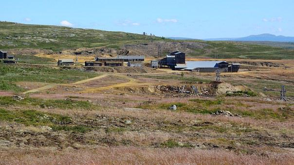 Mine, Copper, Copper Mine, Storwartz, The Old Building