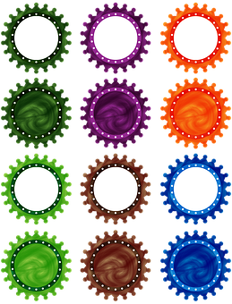 Badge, Button, Icon, Placeholder, Texture, Star, Circle