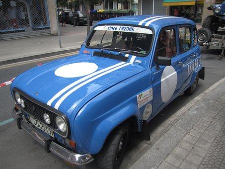 Renault 4, Vintage, R4