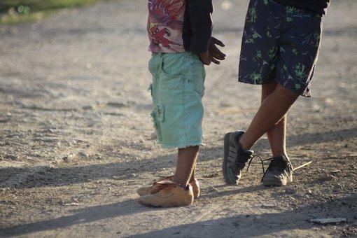 Children, Boys, Human, Young, Albania, Poor, Infants