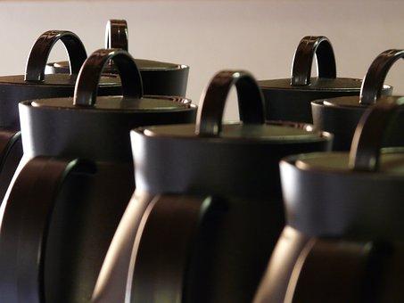 Coffee Jugs, Jugs, Tea Pots, Vessel, Coffee, Drink
