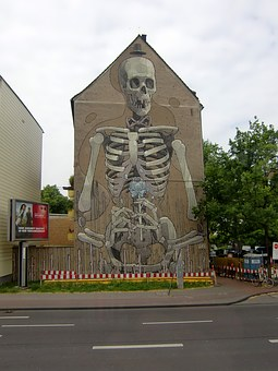 Cologne, Home, Architecture, Facade, Building, Grafitti