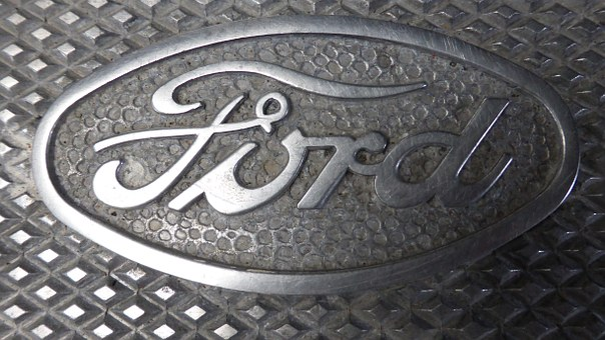 Ford, Logo, Plaque, Oldtimer, Automotive, Auto, Vehicle