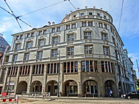 Theatre Square, Bydgoszcz, Architecture, Building