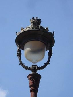 Lighting, Furniture, Urban, Urban Furniture, Floor Lamp