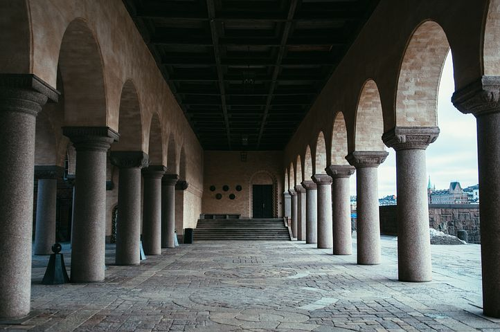 Architecture, Building, Historic, Vintage, History