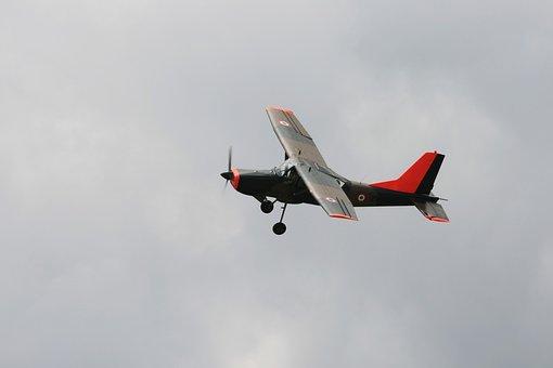 Aircraft, Fixed Wing, Bosbok, Finishings, Dayglo