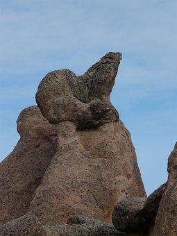 Devrent Valley, Rock Formations, Cappadocia, Turkey