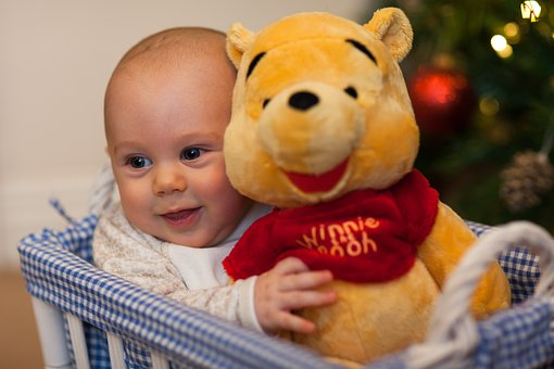 Baby, Boy, Child, Christmas, Cute, Eyes, Face, First
