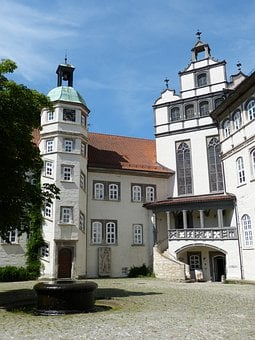 Gifhorn, Castle, Palace, Historically, Building