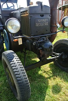 Lanz Bulldog, Oldtimer, Tractor, Agriculture
