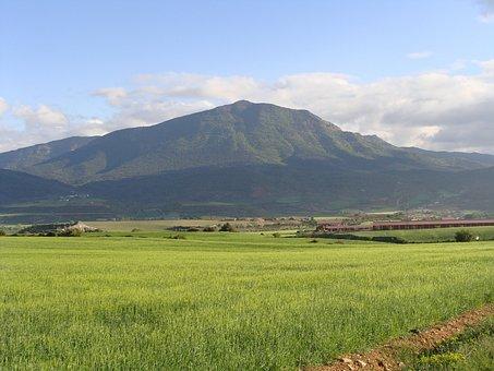 Huesca, Cuculo, Santa Cilia, Mount