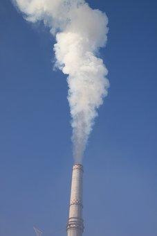 Coal, Electricity, Energy, Plant, Power, Smoke, Spews