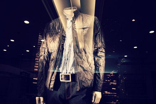 Fashion, Jacket, Stained Glass Window, Glass