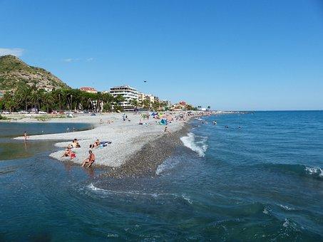 Ventimiglia, Resort, Holiday Resort, Swim, Vacations