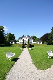 Sweden, Castle, Building, Southern Sweden, Baldersnäs