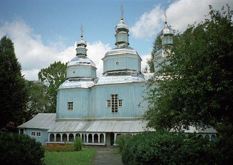 Church Of St Nicholas, Nicholas, Vineyard, Ukraine