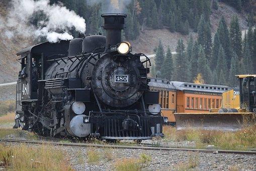 Durango, Silverton, Colorado, Narrowgage, Railroad