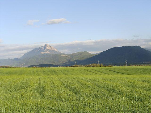 Oroel, Huesca, Santa Cilia, Landscape, Mount