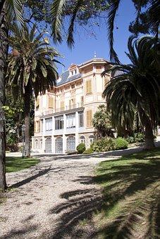 Villa Nobel, Sanremo, Last Place Of Residence
