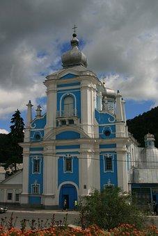 Church Of St Nicholas, Nicholas, Krzemieniec, Ukraine