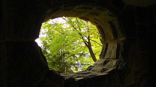 By Looking, Cave, Nature, Cave Entrance, Caves Output