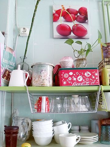 Kitchen, Dishes, Cups, Tableware, Vessels, Tea