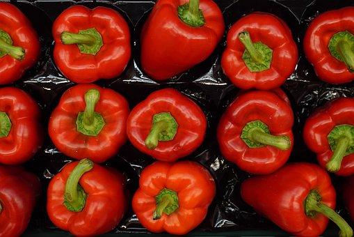 Paprika, Mart, Vegetable, Food, Food Corner, Sell