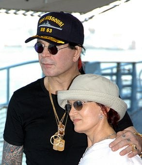 Ozzy Osbourne, Sharon Osbourne, Famous, Celebrity