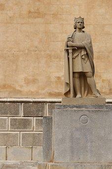 Mahon, Statue, Sculpture, Historically, Capital