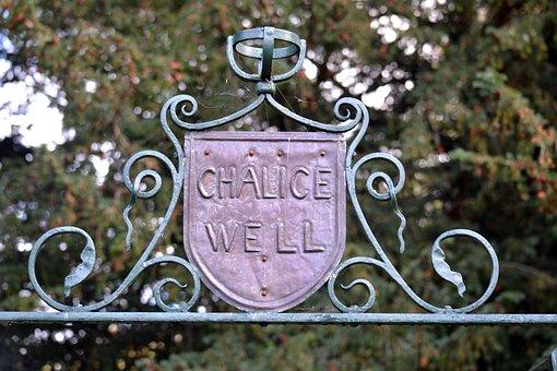 Chalise Well, Glastonbury, Somerset, England
