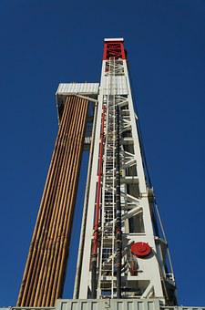 Natural Gas, Drilling Rig, Search, Oil Rig