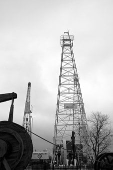 Rig, Drilling, Oil, Drill, Petroleum, Exploration